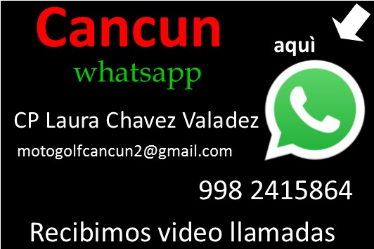 whatsapp cancun