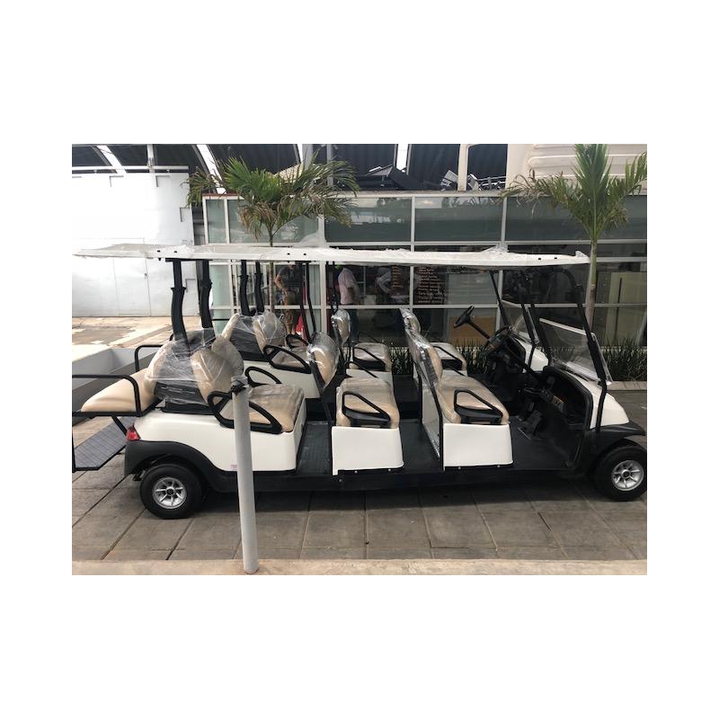 Club Car  8 plazas